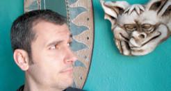 """David Marqués: """"siempre soy un poco absurdo"""""""