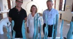 Campaña de sensibilización sobre el Arte y el Entorno en la Fundación Palmyra Sculpture Centre de Establiments