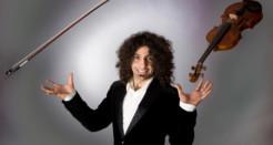 'Sent el patrimoni' d'Artà amb la música d'Ara Malikian