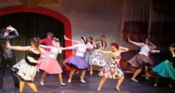 Darreres funcions de 'Ballant, Ballant…la Història' al Teatre de Sa Teulera d'Andratx
