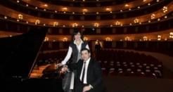 Montiel i Estelrich, vespre líric a l'Auba