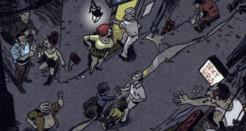 'Historias del barrio'. Ellos no deberían estar ahí