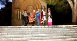 Les petjades de Jaume I teatralitzades