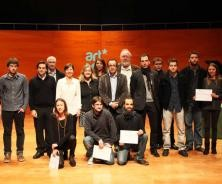 El projecte 'Corredor' i els finalistes d'Art Jove, dijous a ses Voltes
