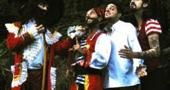 Los 'Piratas' familiares de Arte en Rueda