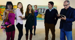 'Sin título', una reflexión en corto sobre el arte abstracto