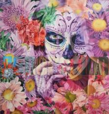 El mallorquín Natxo Frisuelos expone sus últimas creaciones en la galería Lamberty de Londres