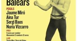 Baos i Miró pugnaran pel títol balear en un combat dramatúrgic sense precedents a les Illes