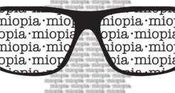 Presentació de la novel·la Miopia a la Fira del Llibre (dissabte 6 a les 18 hores)