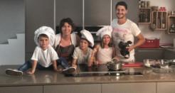 Cocina solidaria para combatir enfermedades raras