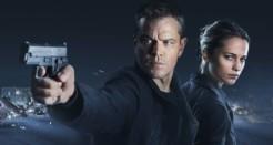 Jason Bourne: las mismas notas, melodías distintas