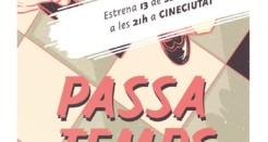Ferran Bex estrena el curt Passatems a CineCiutat el dimarts 13