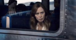 La chica del tren, desde el libro a la pantalla a toda máquina