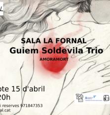 Música i teatre a La Fornal aquest mes d'abril