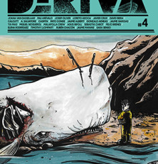 Ya está disponible el nuevo número de la revista de cómics Deriva
