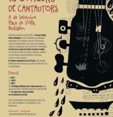 XI CONCURS DE CANTAUTORS A BINISSALEM
