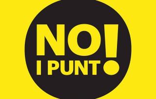 La campanya «No i punt!» continua durant l'estiu