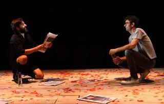Hamlet visita el Teatre del Mar en versió canalla