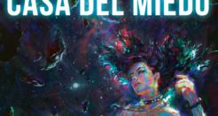 Presentación de la novela «Casa del miedo» de Héctor Rubio
