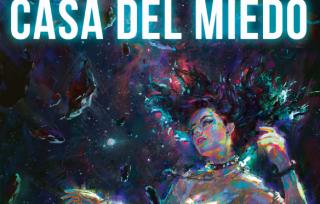 """Presentación de la novela """"Casa del miedo"""" de Héctor Rubio"""