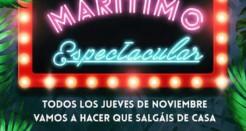 Teatre de Barra en el Passeig Marítim