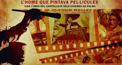 Estrena del curt «El somni efímer» de Toni Bestard i presentació del llibre «L'home que pintava pel·lícules»