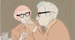 El corto Woody & Woody, que adapta un texto del Teatre de Barra, candidato a los Goya de animación