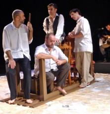 Curs de teatre documental a Manacor: sala La Fornal