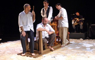Curs de teatre documental a Manacor: sala La Fornal
