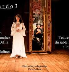 Ricard 3 en castellà al Teatre del Mar