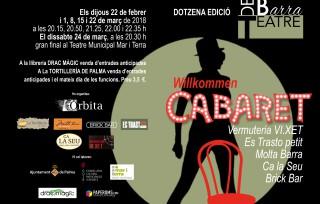 A tres dies de l'estrena de Teatre de Barra: Willkommen Cabaret, els assaigs agafen color