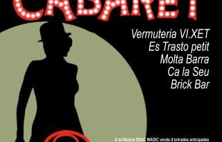 Ja a la venda les entrades anticipades de la dotzena edició del Teatre de Barra: Willkommen Cabaret.