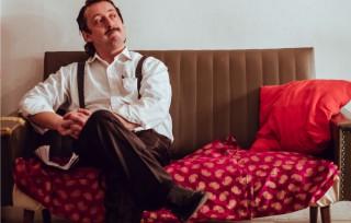 Exposició fotogràfica del Teatre de barra: Willkommen Cabaret