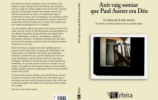 Presentació a Palma d'un llibre escrit pels lectors: Anit vaig somiar que Paul Auster era Déu