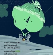 Color de nube en la Fira del Llibre al paseig des Borne de Palma