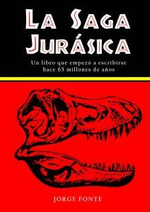 La Saga Jurásica - Portada