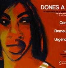 """""""Dones a escena"""" del Teatre de Barra a la Fira de Manacor"""