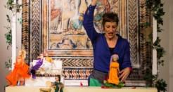La manzana de la discordia; un espectacle de museu al Teatre Sans