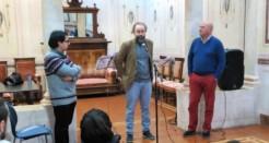Xavier Uriz guanya el X premi Llorenç Moyà de Teatre amb Tanatologia de Georges Caplan