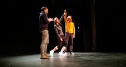 Cinquè combat de dramatúrgia: púgils de la paraula
