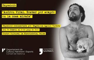 El llegat poètic d'Andreu Vidal arriba a la Misericòrdia