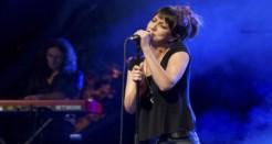 Nena, reina del pop alemán, en Port Adriano