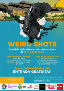 Weirdshorts