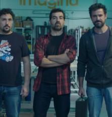 """""""408"""" de Ismael Luna , disponible en FILMIN"""