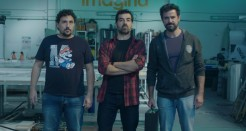 """408"" de Ismael Luna , disponible en FILMIN"