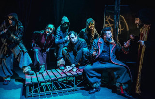 La vida es sueño, de Teatro del Temple, millor espectacle del Teatre del mar